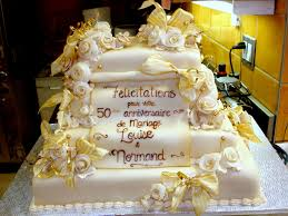 50 th wed anniversary cake 1 by buttercreamfantasies on deviantart