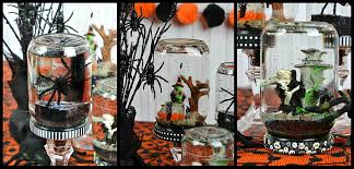 halloween ornaments to make how to make spooky halloween globes plus a video