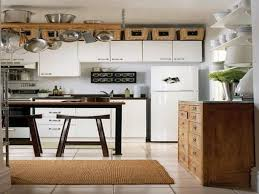 creative storage above kitchen cabinets storage cabinet ideas