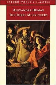 characters musketeers alexander dumas book