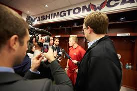 walk the line thanksgiving scene washington capitals behind the scenes on an nhl road trip si com
