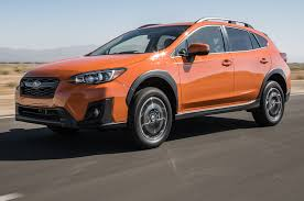 red subaru crosstrek 2018 subaru crosstrek reviews research new u0026 used models motor trend