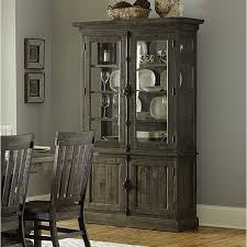 tall china cabinet homesfeed classic dark wooden tall china cabinet for dining room