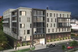 developer plans roof deck at union avenue apartment building