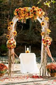 Wedding Arches Definition Harvest Decorations For Your Wedding Huffpost