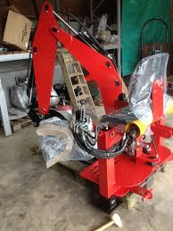 tractor backhoe attachment in kit four ashes u2013 miniature machinery