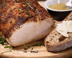 cuisiner roti de porc recette rôti de porc à la moutarde au miel et à la bière