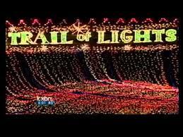 Trail Of Lights Austin Texas Austin U0027s Trail Of Lights Rekindled Youtube