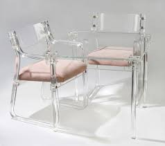Lucite Folding Chairs 219 Best Home Lucite Images On Pinterest Acrylic Furniture