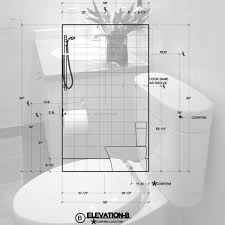 Bathroom Floor Plans Free 5 X 9 Bathroom Floor Plans Get Inspired With Home Design And