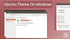 theme download for my pc ubuntu linux theme for windows 10 and windows 7