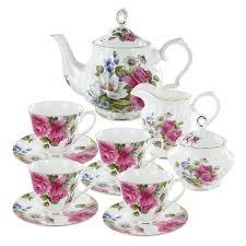tea set grace s bone china tea set