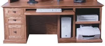 Computer Desk Hard Wood Forest Designs Computer Desk U0026 Reviews Wayfair