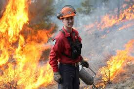 Wildfire Bc Clinton by And Dry Long Weekend Concerns Bc Wildfire Crews Ashcroft