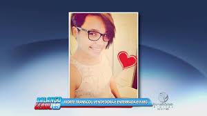 Jovem que morreu após cair de transcol é enterrada em MG | Folha ...