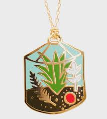 enamel terrarium necklace jewelry necklaces yellow owl