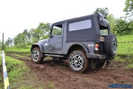 thar jeep interior image gallery 2015 mahindra thar crde motoroids