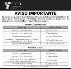 calendario de pago de medio aguinaldo 2016 maestros yucatecos no tendrán buen fin les retrasan pago y
