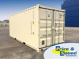 20ft general purpose new build shipping container ivory price