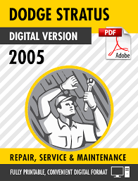 28 2005 dodge stratus repair manual 4266 2005 dodge