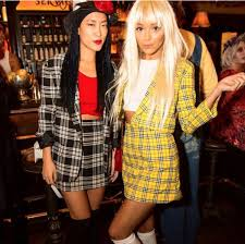 clueless costume cher and dionne in clueless creative costume ideas for