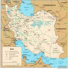 Map Of Abu Dhabi Nationmaster Maps Of Iran 29 In Total