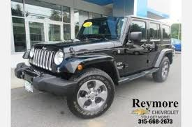 used jeep wrangler for sale in syracuse ny edmunds