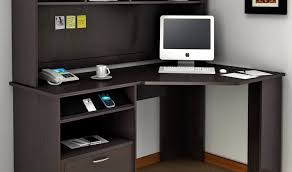 Tech Computer Desk Desk Computer Desk With Drawers And Shelves Insightfulness Home