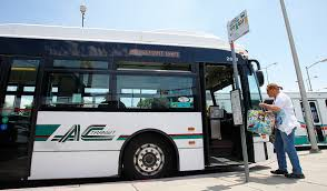 ac transit offering transportation options to oakland zoo theme
