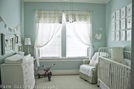 create a perfectly serene space for your newborn with a cool paint