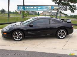 car mitsubishi eclipse 2000 mitsubishi eclipse gt coupe in kalapana black 028931