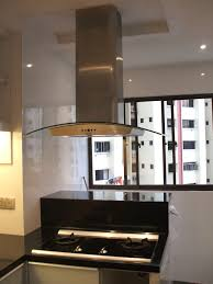 Charming Kitchen Hood N Hob Kitchen Interior Designs and