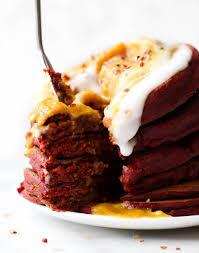 turmeric spice pancakes vegan gluten free no banana