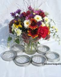 Frog Flower Vase Diy Flowers Ball Jar Centerpiece Wide Mouth Mason Jar Flower Frog