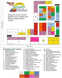Interactive Map Msu Your First Look Inside New Flint Farmers U0027 Market Check Out This