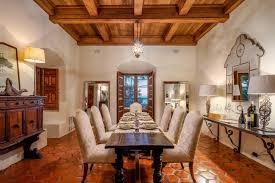 clint eastwood u0027s 1928 spanish colonial style pebble mansion