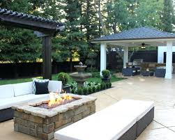 patio ideas outdoor stone fire pit design ideas outdoor fire pit