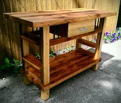 how to build a portable kitchen island kitchen island rustic kitchen island our vintage home how