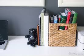 How To Organize Desk How To Organize Your Entire House House Mix
