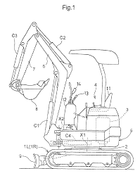 patent us7069674 hydraulic circuit for backhoe google patents
