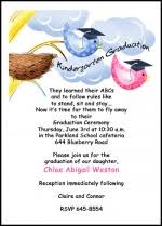 kindergarten graduation cards free kindergarten and preschool graduation wording sles