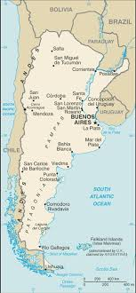 south america map with country names and capitals the world factbook central intelligence agency