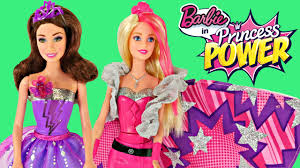 barbie princess power super sparkle dark sparkle dolls