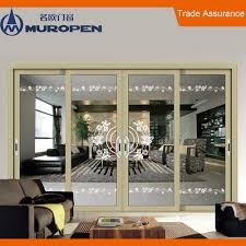 wooden glass sliding doors stained glass sliding doors stained glass sliding doors suppliers