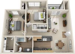 1 Bedroom Garage Apartment Floor Plans by Floor Plans St Andrews Apartments Murfreesboro Tennessee