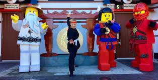lego ninjago days kick off with new 4 d movie at legoland florida