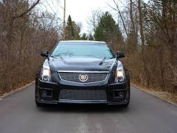 review 2011 cadillac cts v sportwagon black diamond edition the
