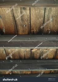 old wooden slat ceiling exposed beams stock photo 5278045