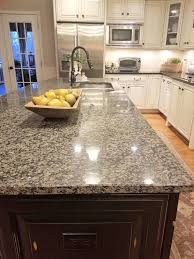 simple kitchen island how a simple kitchen island countertop change can totally update a