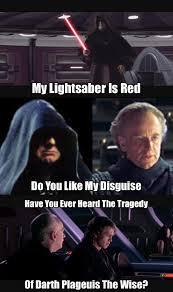 Meme Poem - my first meme a poem no less prequelmemes